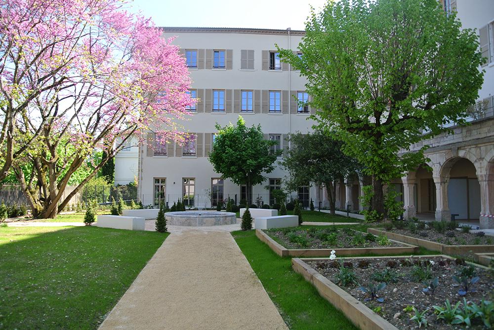 Résidence Abbaye de la Rochette